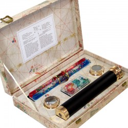 Box with kaleidoscope set -...