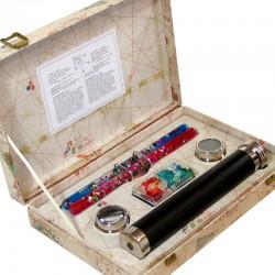 Box with kaleidoscope set -...