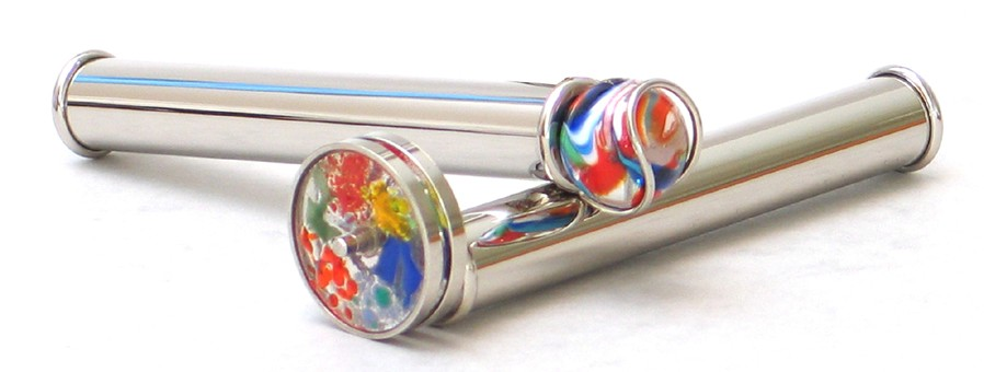 Qualità e design accessibil. Caleidoscopi prodotti in Italia da Invetro.