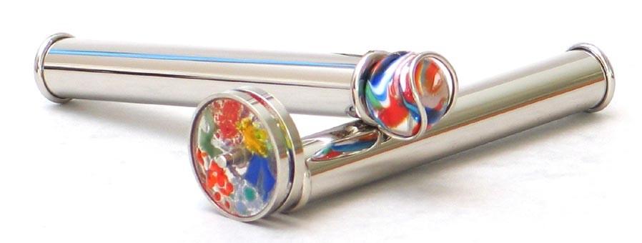 Unsere Kaleidoskope: Qualität und Design, hergestellt in Italien von Invetro.